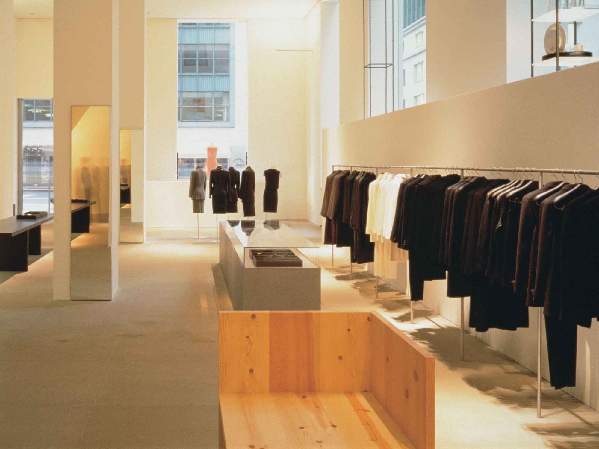 John Pawson Calvin Klein Collections Store