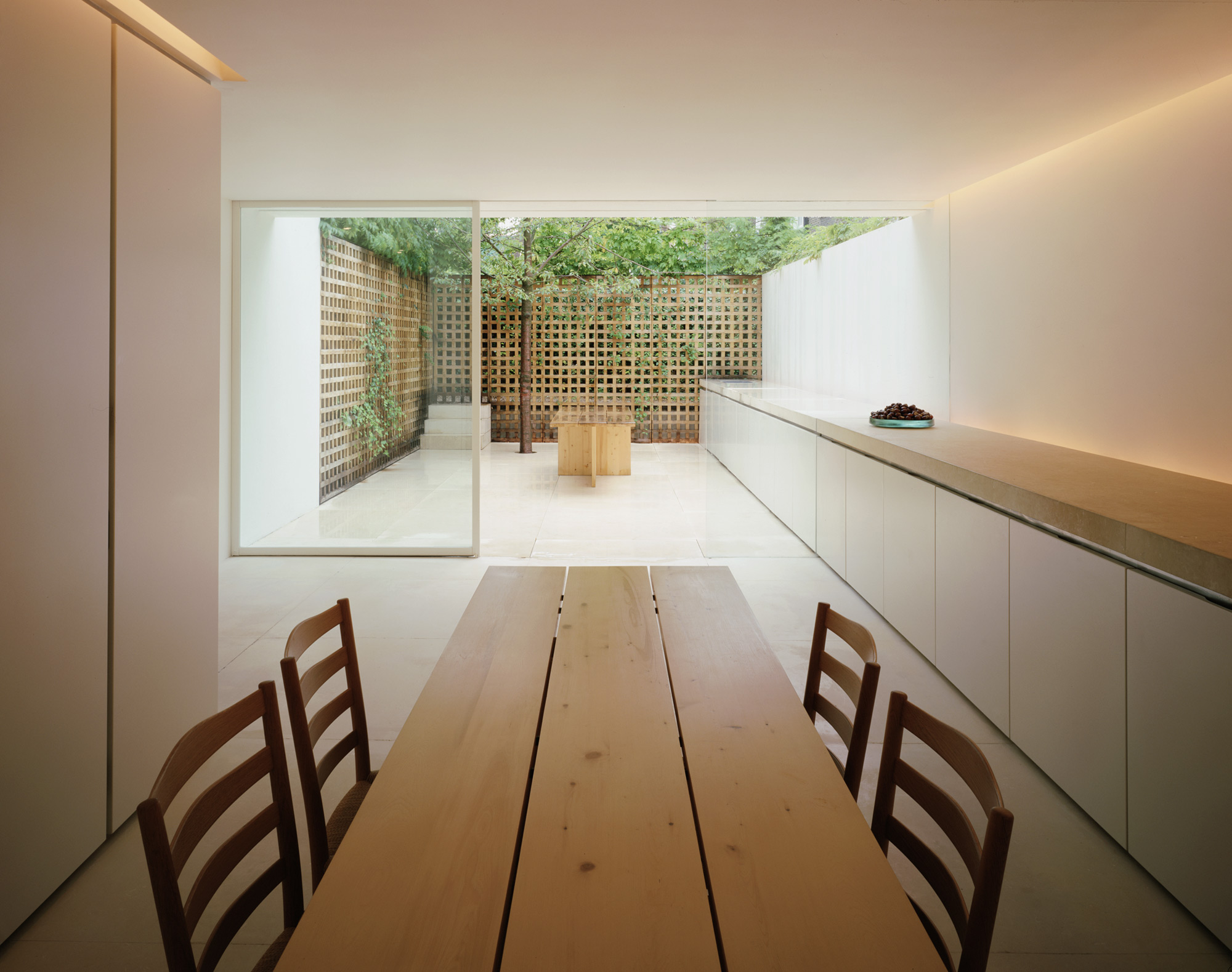 Kitchen Design John Pawson Pawson House