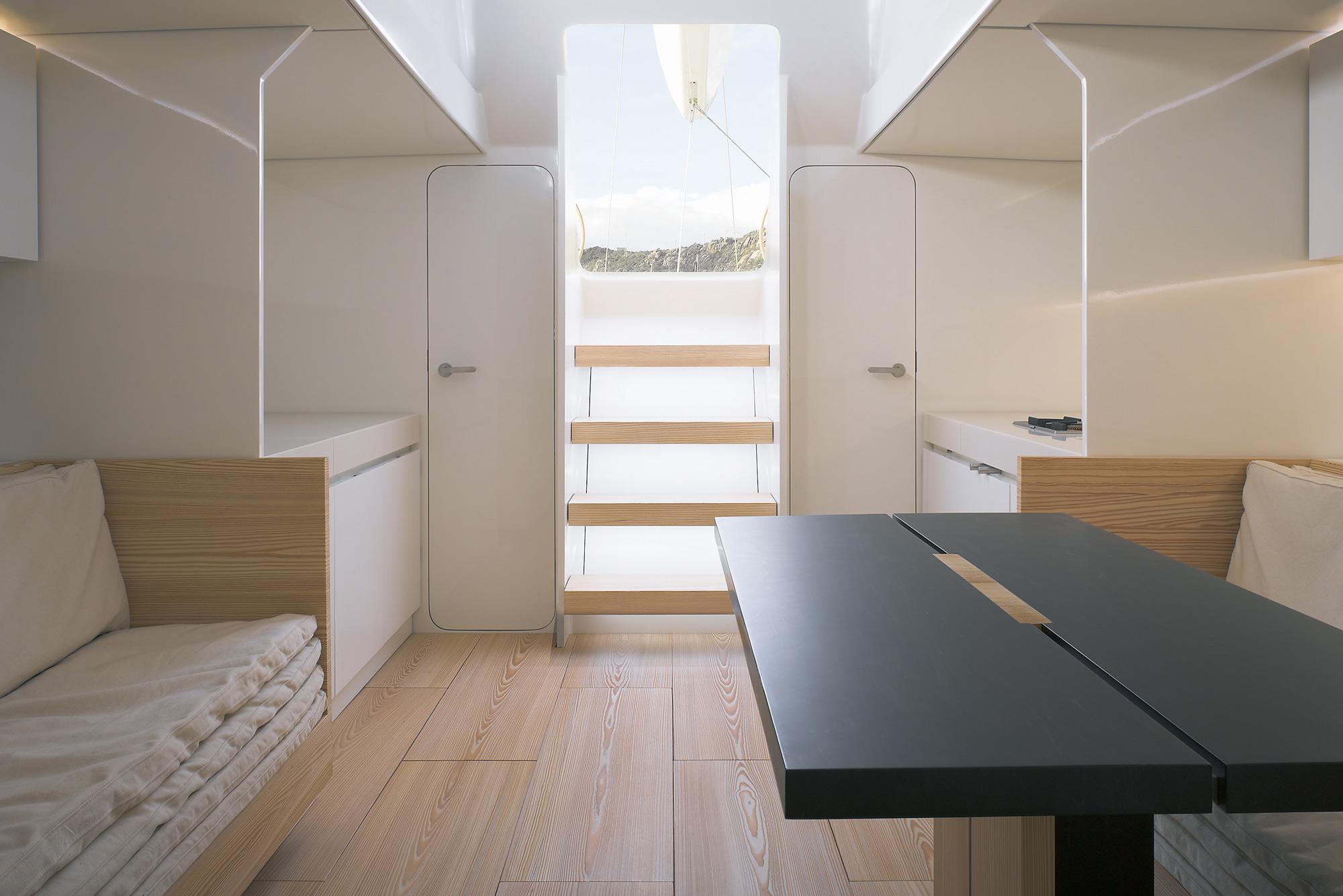 John pawson b60 sloop for Interior design kiel
