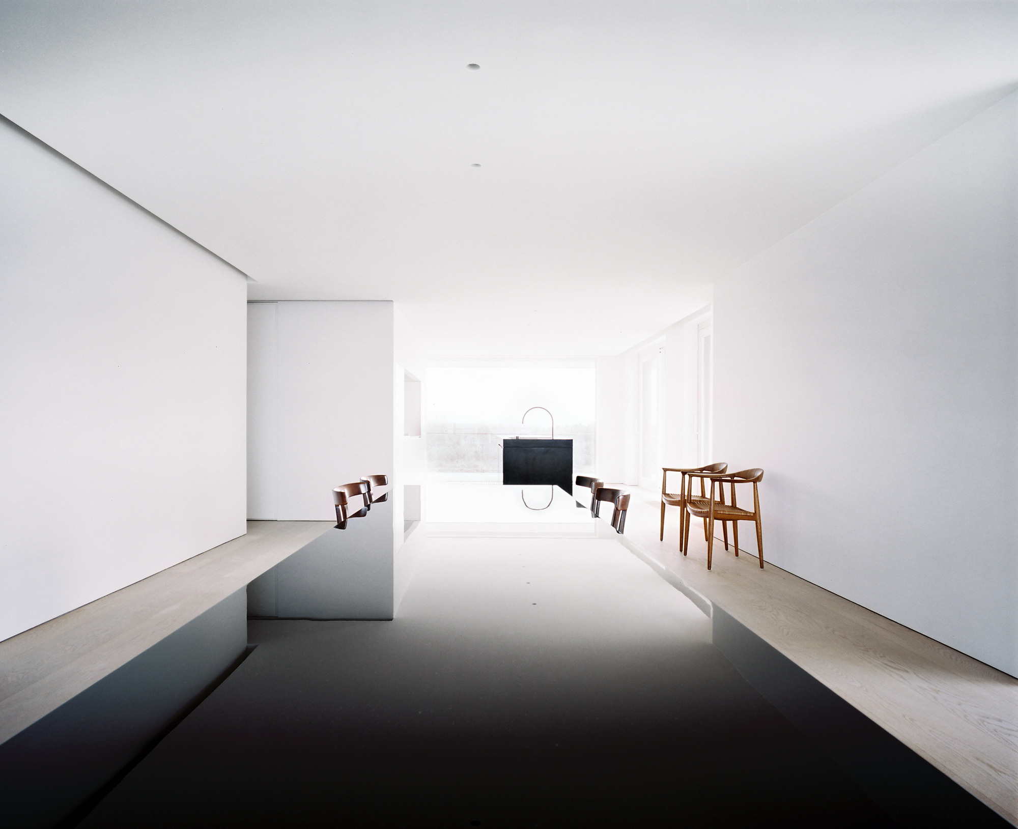 John Pawson North Sea Apartment